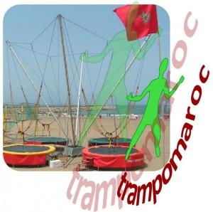 Bungy trampoline 8