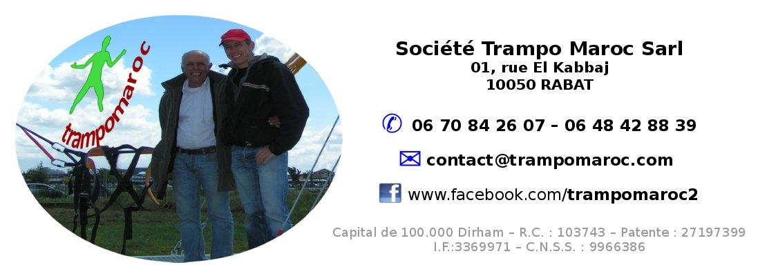 Adresse Trampo Maroc