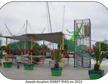 Aswak-Assalam RABAT-RIAD en 2013