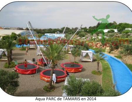 AQUA-PARC de TAMARIS en 2014