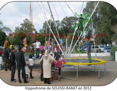 Hippodrome de SOUISSI-RABAT en 2012